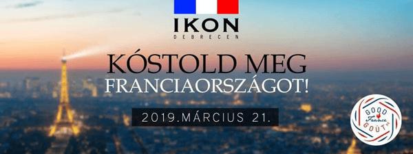 Goût de France | Francia est az IKON-ban!