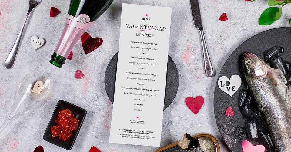 Valentin nap az IKONban!